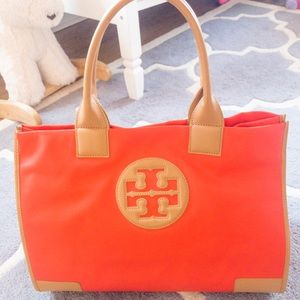 Gorgeous Tory Burch Large Ella Tote Bag Exclusive